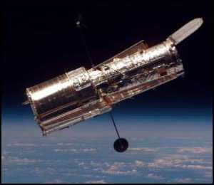The Hubble Space Telescope (HTS) ©NASA